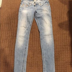 True Religion Light Wash Jeans